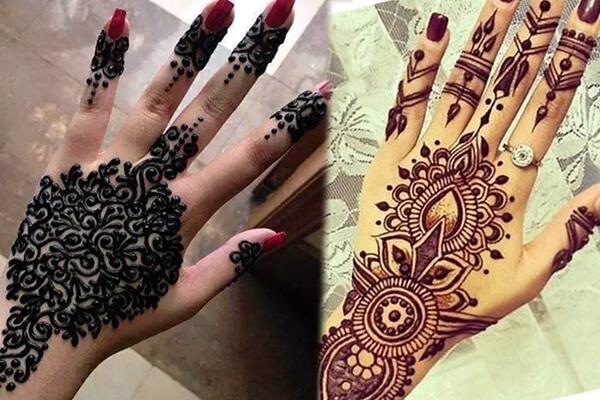 Arabic latest henna