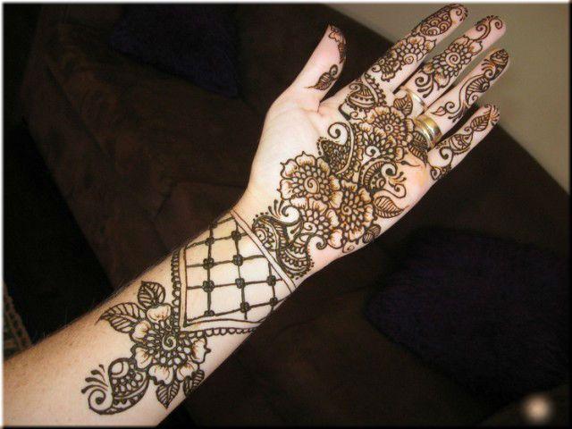 Full-hand-design