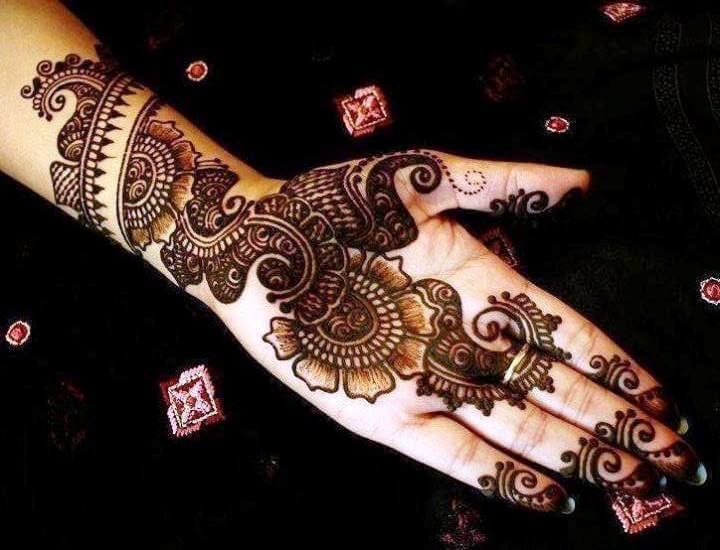 Latest Henna Designs 2019