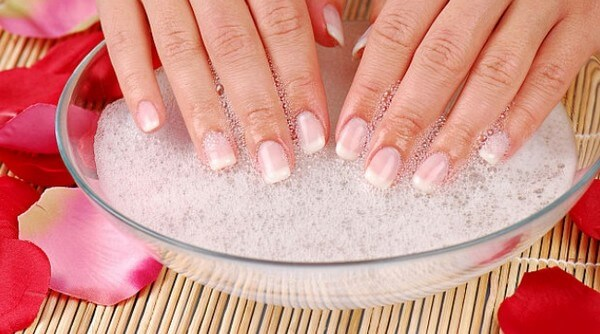 Soak Your Nails