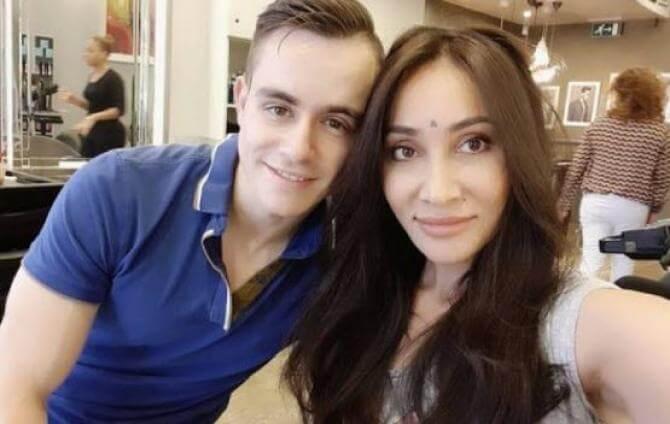 Sofia Hayat and Vlad Stanescu