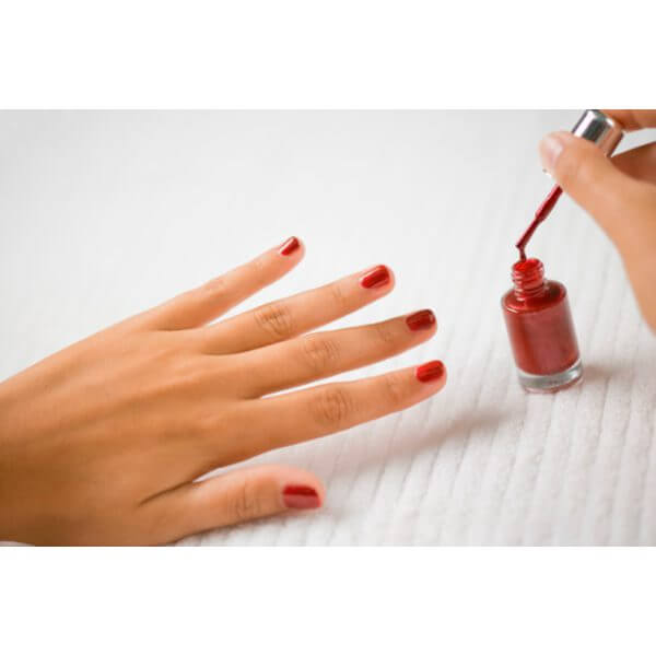 Time To Glam Your Nails With Nail Polish In Layers