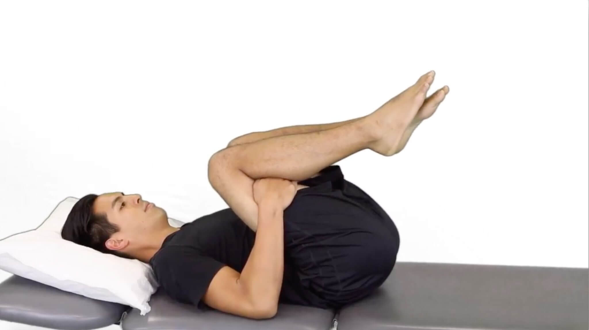 Double Knee to Chest