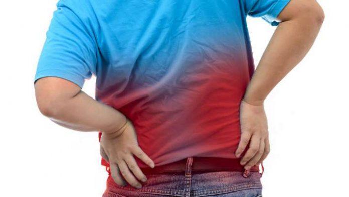 Child's Back Pain