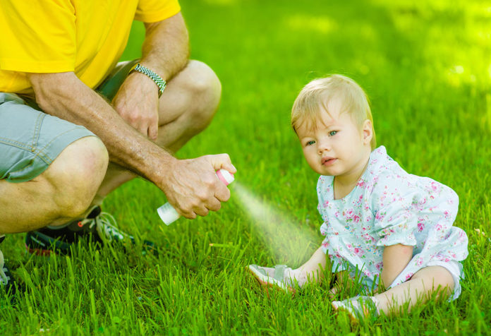 Mosquito Control for Your Kid's Safety