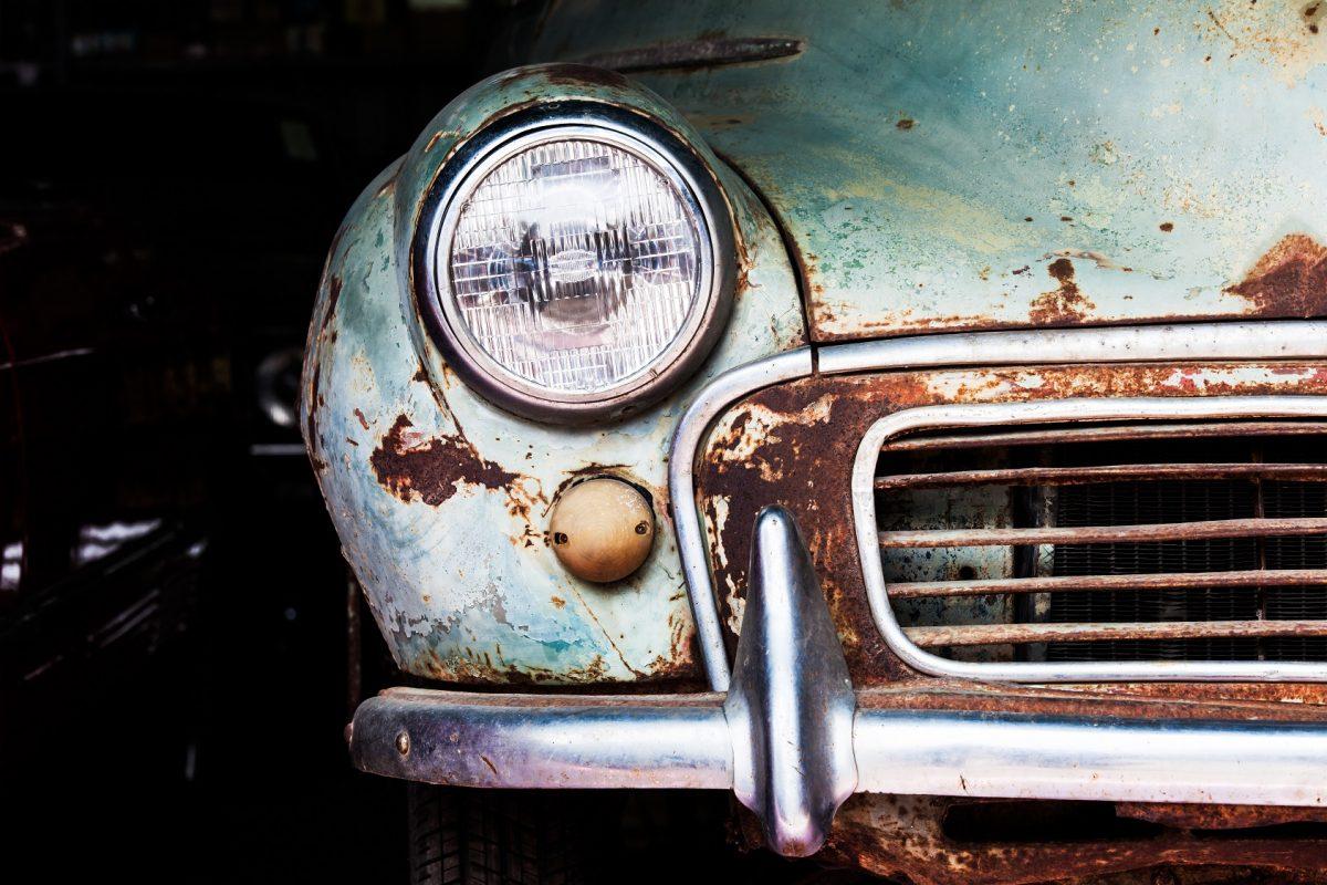 Prevent Car Rust