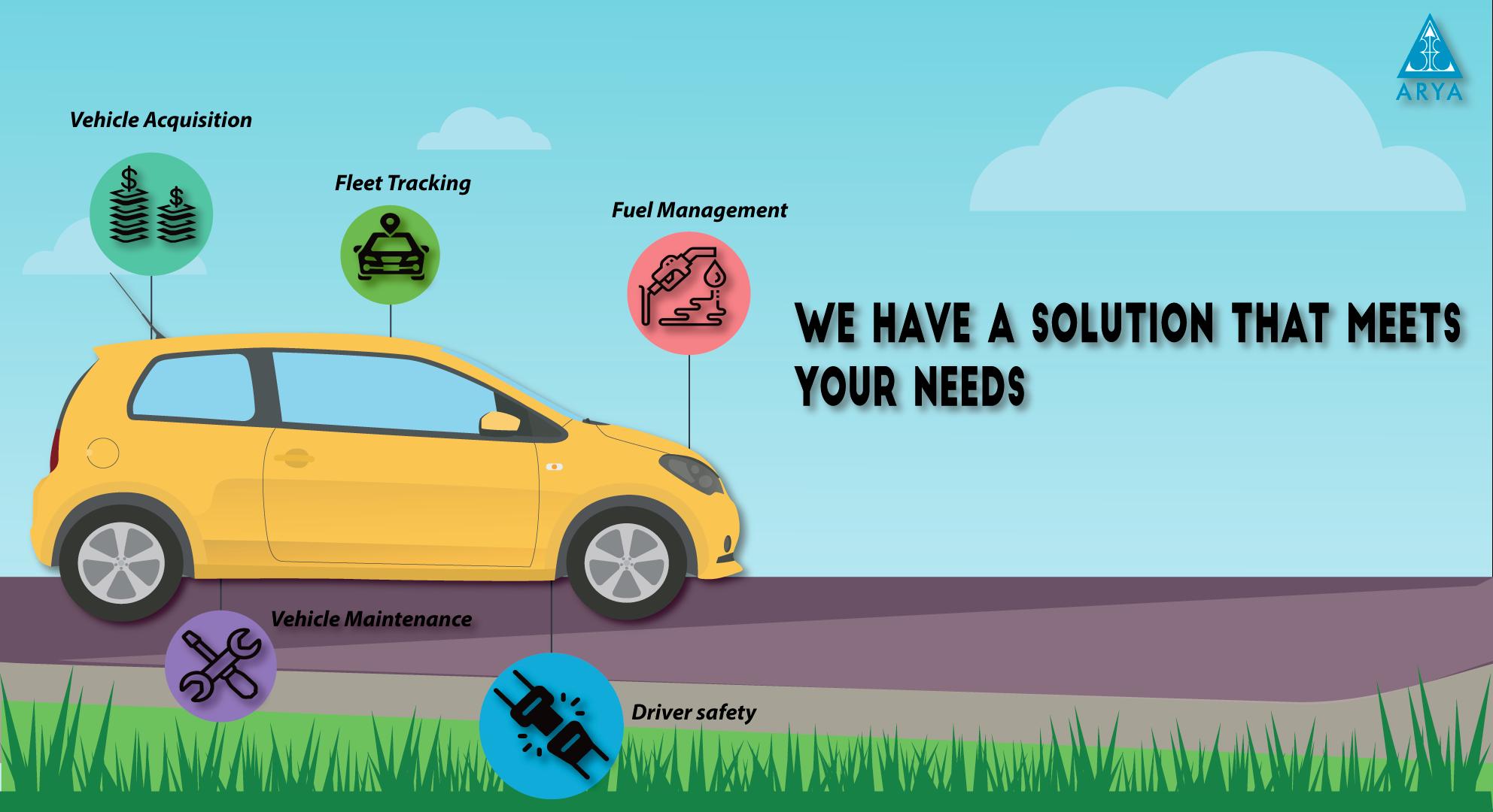 Reduce Your Fleet's Fuel Costs