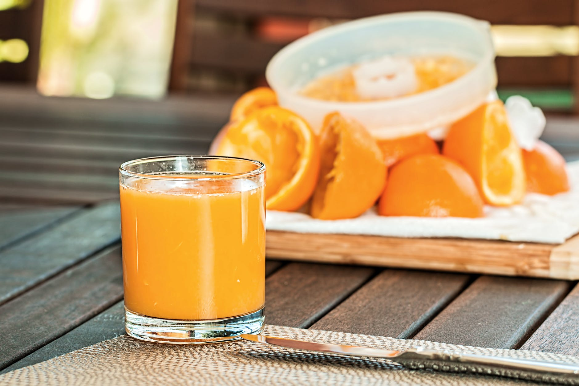Orange Juice Benefits
