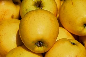 Apple varieties Golden apple