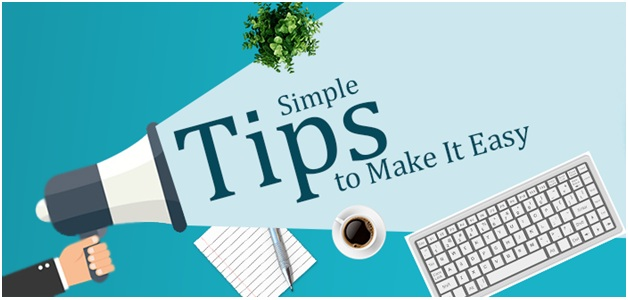 Simple Tips to Work from Home Simply