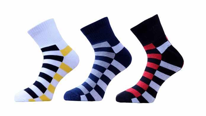 Perfect pair of socks