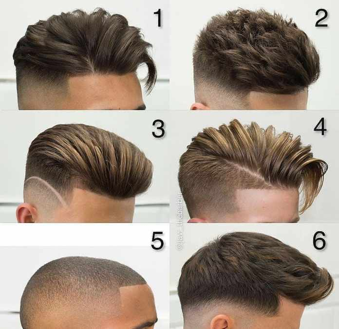 new haircuts for men