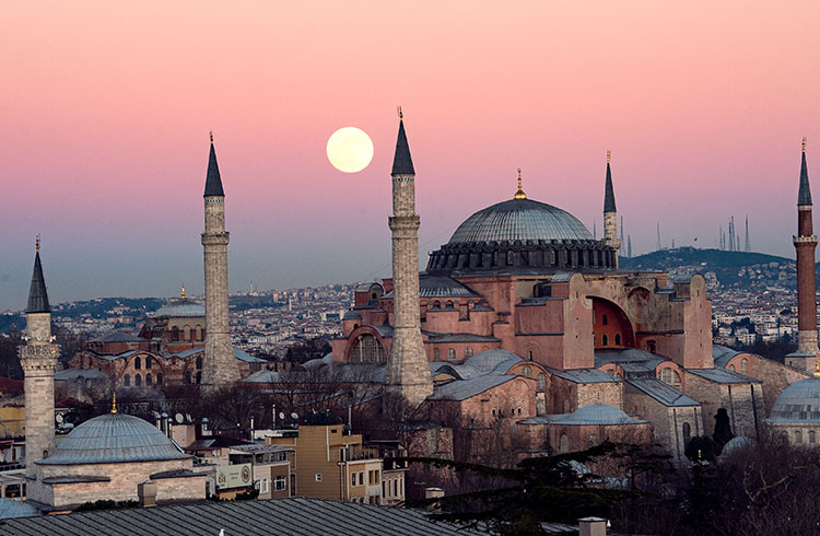 Travel restrictions to Turkey