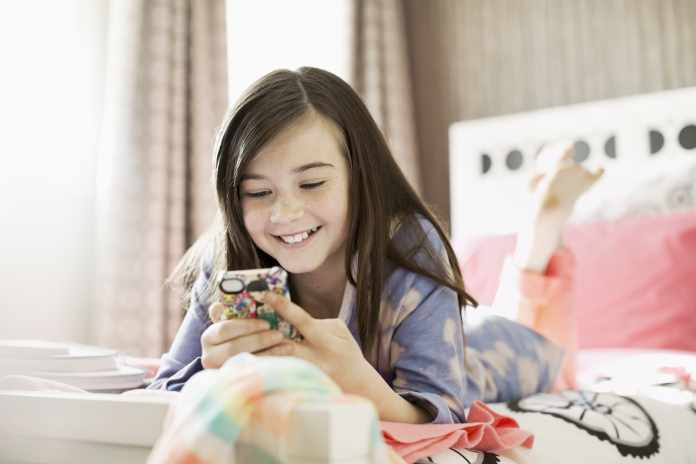 Using the various chat rooms for teens